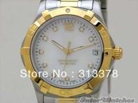Luxury Aquaracer Ladies Diamond Watch WAF1320.BB0820 Men's Watches wristwatch