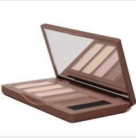 6 colors eyeshadow set makeup cosmetic palette nude basics