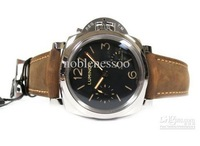 Luxury Mens Watch PAM423 Marina 3 DAYS Power Reserve 1950 47mm PAM 423 Leather Men's Watches