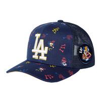 2014 Cotton Mdash . mlb dodge summer mesh cap la baseball cap fashion mesh cap summer sunbonnet  Free shipping