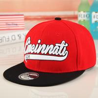 2014 Cotton Hat male women's summer baseball cap flat hat cap hip-hop cap hiphop cap  Free shipping