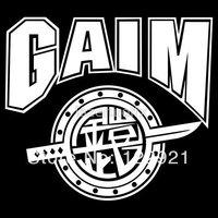 High Quality Kamen Rider Decade Gaim Crew gaim vector team gaim Logo Casual Loose Printing T-shirt Tee camisetas dress cloth