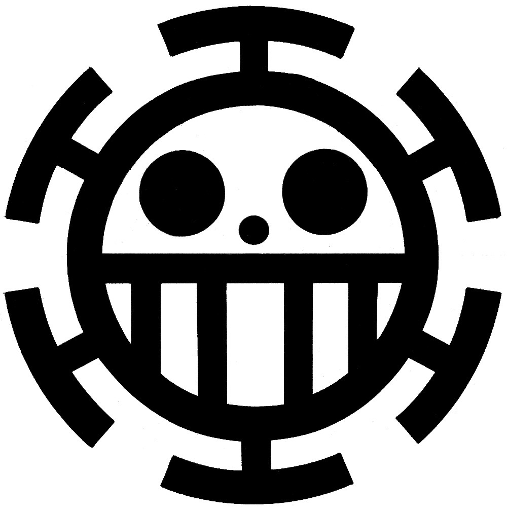 Lawu0026#39;s pirate logo and Soul Eater logos are ones I like.