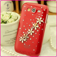 Bling Fairy Diamond Crystal Back Cover Case For Samsung Galaxy S 3 III I9300