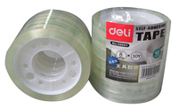 deli 30001 transparent tape 8mm 30y     Office Adhesive tape