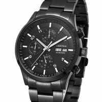Carolina automatic mechanical watch male  strap black fashion six-pin male table ca1069 self wind sport watches