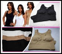 1Pcs Cami Body Shaper Genie Bra Shape Wear Tank Top Slimming Camisole Spanx Camishaper 3 Color X03