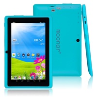 7 inch Multi-Color Moonar Allwinner A23 Dual Core Tablet PC Android 4.2 Dual Camera Bluetooth 16GB DA1016