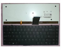 US Keyboard For  Dell Studio XPS 13 16 1340 1640 1645 1647 R266D