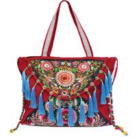 Free Shipping !2014 Hot Sale National trend embroidered bags high quality cross-body handbags women's handbag