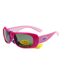 2014 new fashion children boys and girls Polaroid 400 TR90 + UV protection sunglasses polarized sunglasses cool silicone