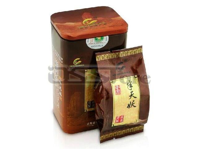 50g/lot A+ Ban Tian Yao Tea WuYi Rock Oolong Cooked Bake Baking Barley Fujian China Pure Natural Health(China (Mainland))