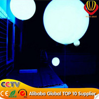 wholesale Factory outlets wholesale 50pcs/lot colorful led light Led ballon Latex balloons for party decoration