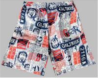 free Shipping Male Swimming Trunks Shorts / Men's swimwear shorts man beach sports shorts surf board shorts for Men 9