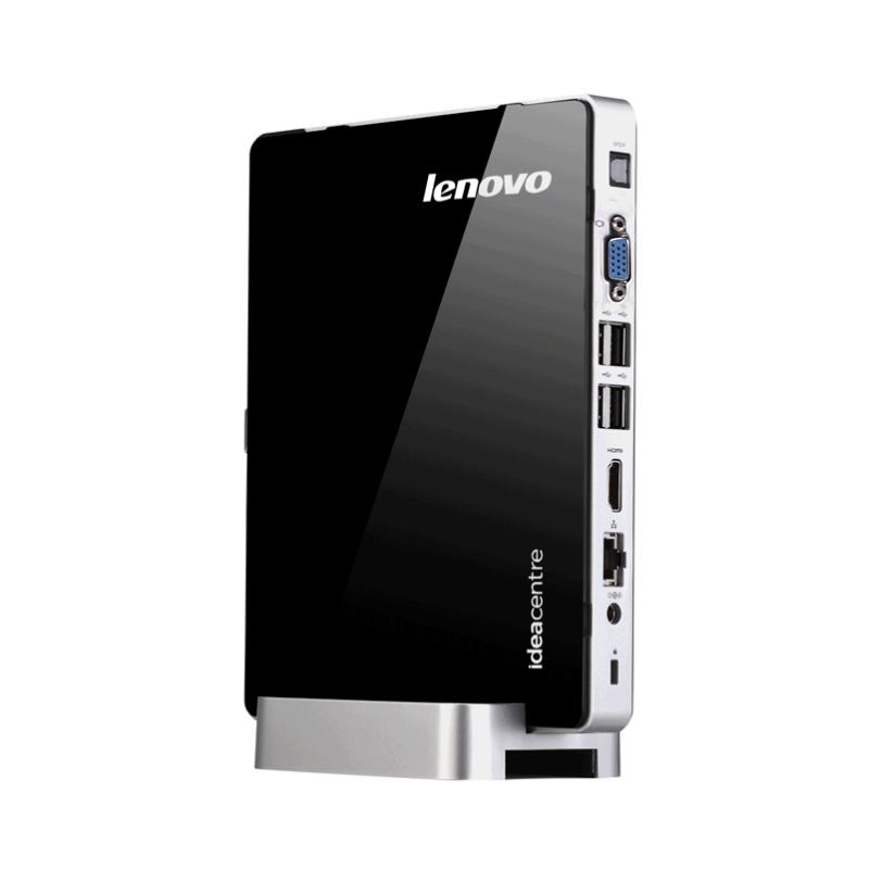 Lenovo New q190 small desktop computer mini htpc host 4G/500G mini living room full of genuine Computer Hardware(China (Mainland))