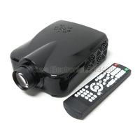 1080P 2000 Lumens Portable Mini LED Digital Projector Kenitoo MC-22K TV+VGA+HDMI+USB+AV Home Projector