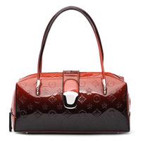 Tosoco women's shoulder bag fashion small bags fashion bright japanned leather casual women's handbag 350060