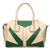 Tosoco women's 2014 women's handbag patchwork fashion color block big bags 211245