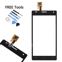 For LG Optimus 4X HD P880 Touch Screen Digitizer  Replacement Part  Black With Tools