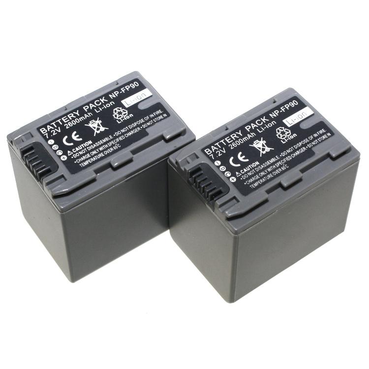 Аккумулятор для фотокамеры Digital Boy Dropshipping 2 NP/FP90 NP FP90 /sony FP60 FP70 FP90 HC20E/HC21E/HC30E NP-FP90 зарядное устройство для фотокамеры esydream uk eu sony np f330 np f550 np f570 np f750 np f770 np f550