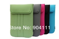 Soft Laptop Sleeve Bag For 9,10,11,12,13,14,15,17 inch Computer Bag,Notebook,For ipad,Tablet,For MacBook,Free Shipping.