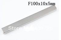 10PCS Neodymium Block Countersunk Ring Strong Magnets F100 x10 x 5mm  N35 Free Shipping
