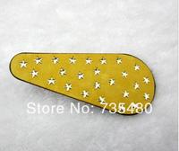 Free shipping 2014 newest  fashion  Acrylic rhinestone punk  hair pin  jewelry    6 piece /lot