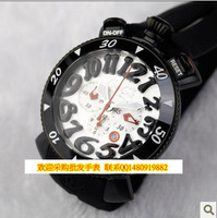 Spring and summer fashion watch gaga the trend of fashion ceramic ring luxury popular big dial 7 inveted 8g 1