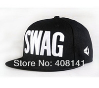 Fashion swag flat hat hip-hop cap slide cap The streets of hats for men and women
