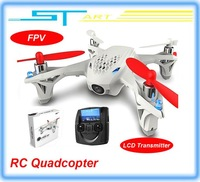 Hubsan X4 H107D FPV RC Quadcopter camera LCD Transmitter drone Live Video Audio Streaming Recording Helicopte battery helikopter