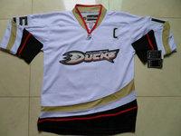 Nhl jerseys anaheim ducks blank duck blank hockey clothing