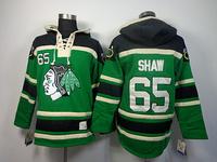 Hockey jerseys blackhawks 65 shaw hoodie sweatshirt hoodie black hawk