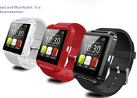 Bluetooth Watch WristWatch U8 U Watch for iPhone 4/4S/5/5S Samsung S4/Note 2/Note 3 HTC Android Phone Smartphones