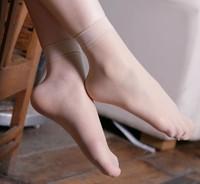 40PCS=20Pairs/Lot  Female Velvet Ultra-thin Short Socks W16