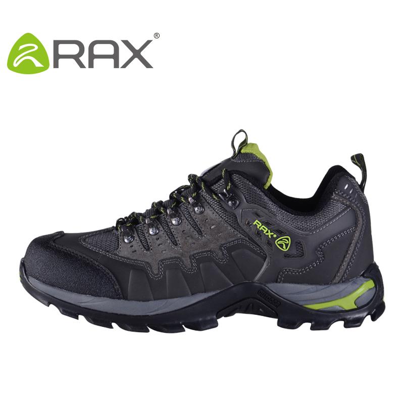 Rax extérieur. chaussures de marque chaussures de randonnée pour hommes femmes absorption des chocs respirant. chaussures de marche glissement.- résistant sports chaussures chaussures de sport