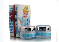 2014 New Snow White  Whitening cream Nourish repair Instant whitening,Whitening cream+Whitening Powder,15ml x 2, free shipping