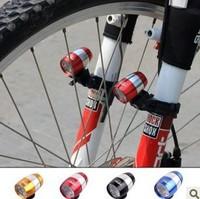 Sport Cycling Tail Light 6 LED Rear Warning Bicycle Rear Light Lamp Bike light