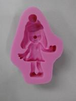Carton Figure Silicone 3D Mold Cookware Dining Bar Non-Stick Cake Decorating fondant soap mold--235