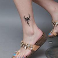 tattoo stickers sexy black turul Tattoo/  waterproof tattoo /Temporary Tattoo
