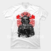 Free Shipping High Quality star wars The Bushi Trooper t-shirt NEW samurai T-Shirt  Darth Vader men brand t shirt