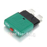 Fuse Circuit Breaker Manual Reset Blade Car Automotive Resetable 28V free shipping
