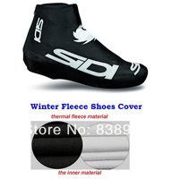Free shipping !Unisex 2014 Black Sidi thermal fleece winter cycling shoes cover Ciclismo Accessories SZ001