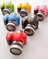 Studio props photography props props piggy bank camera model