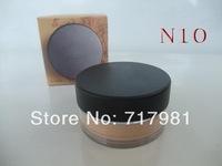 3PCs Professional Brand Makeup bare minerals matte Escentuals spf 15 Face Powder foundation 6G 3 different colors Free shippin