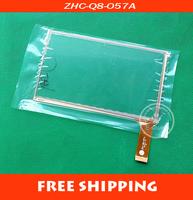 "New 7"" MIO MUNDO 7 Q88 Q8-DH SR ZHC-Q8-057A Tablet Capacitive touch screen panel Digitizer Glass Sensor Free Shipping"