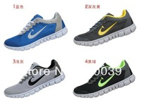 2014 running shoes men gauze breathable ultra-light male sneaker sport shoes men