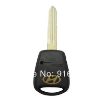 Free shipping! Best price shell Hyundai transponder key Shell Key Hyundai 15#blade Good price