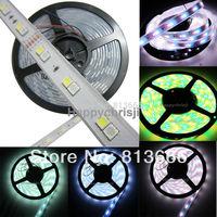 5M 5050 RGBW LED Strip Light RGB White Light 5M 360LEDs 72Led/m Tube WP 24v DC