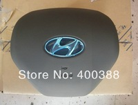 Free Shipping High quality steering wheel airbag cover steering wheel cover For 2010-2013 Hyundai ix35
