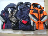 Kalborn male child thickening wadded jacket,outdoor jacket ski suit,high quality child jacket,hot sales,free shipping